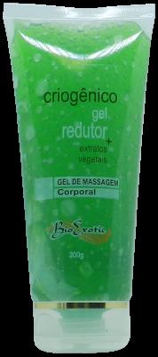 Gel de Massagem Criogênico Redutor com Extratos Vegetais 200g