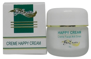 Creme Facial Anti Sinais Happy Cream 30g Bioexotic