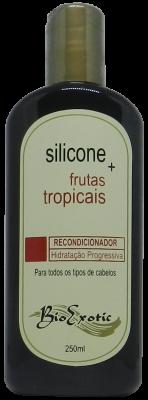 Recondicionador Silicone e Frutas Tropicais 250ml Bioexotic