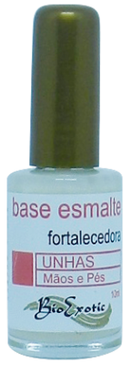 Base Fortalecedora para Unhas 10ml Bioexotic