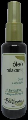 Óleo para Banho e Massagem Corporal Relaxante com Óleos Essenciais 120ml Bioexotic