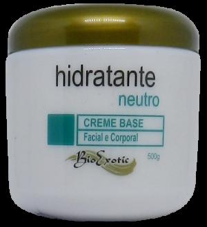 Creme Hidratante Neutro - Facial e Corporal (Polawax) 500g Bioexotic