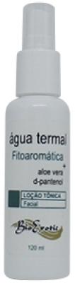 Água Termal Fitoaromática Facial com Aloe Vera e D'Pantenol 120ml Bioexotic