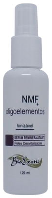 Serum Facial Remineralizante Ionizável com NMF e Oligoelementos 120 ml Bioexotic