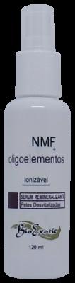 2 Frascos de Serum Facial Remineralizante Ionizável com NMF e Oligoelementos 120 ml - Bioexotic