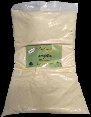 Argila Amarela Vegano 1kg Bioexotic