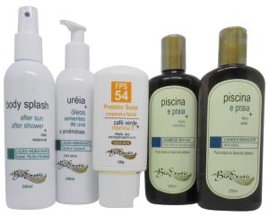 Tratamento Piscina e Praia - Pele Seca Bioexotic