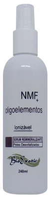 Serum Facial Remineralizante Ionizável com NMF e Oligoelementos 240 ml Bioexotic