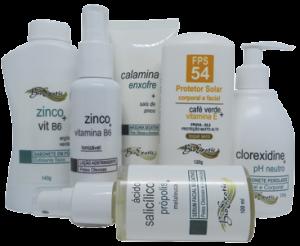 Tratamento  para Controle de Oleosidade da Pele (Oil Control) Bioexotic