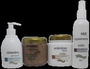 Kit Hidratação e Nutrição Corporal  - Pele Seca - Bioexotic