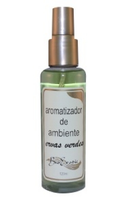Aromatizador de Ambiente Ervas Verdes 120ml