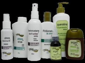 Kit Terapia Capilar – Seborréia e Pitiríase Bioexotic