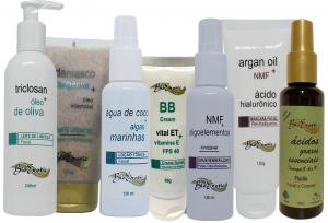 Hidratação e Nutrição Facial com Ácidos Graxos Essenciais - (Pele Seca) Bioexotic