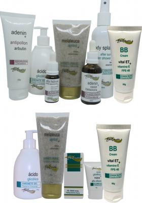 Clareamento de Virilhas e Axilas + Home Care Bioexotic