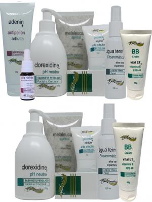 Clareamento Facial – (Todos os Tipos de Pele) + Home Care Bioexotic