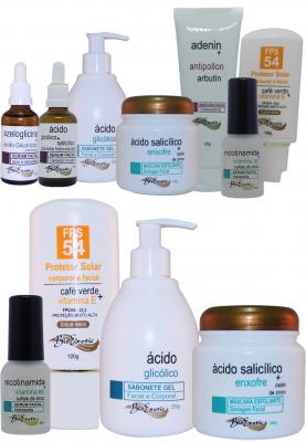 Clareamento Facial - Pele Acneica + Home Care Bioexotic