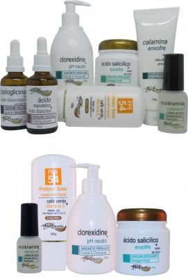 Clareamento Facial – (Pele Negra e Acnéica) + Home Care Bioexotic