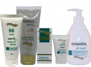 Home Care Clareamento Facial – (Pele Negra Normal) Bioexotic