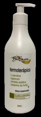 Fluido Termoterápico Corporal 500ml Bioexotic