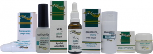 KIT COM 5 FINALIZADORES FACIAIS  BIOEXOTIC