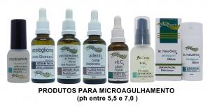 Kit de Produtos para Microagulhamento Facial e/ou Corporal-Ph entre 5,5 e 7,0  Bioexotic