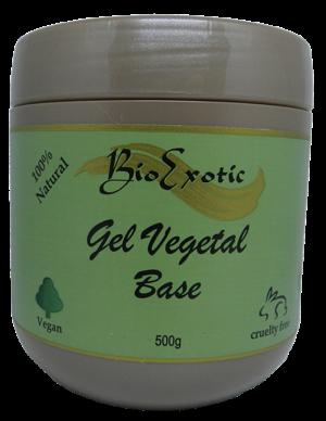 2 Potes de Gel Base Hidratante Neutro Vegano - Facial e Corporal Bioexotic