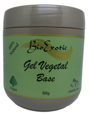 Gel Base Hidratante Neutro Vegano - Facial e Corporal  Bioexotic
