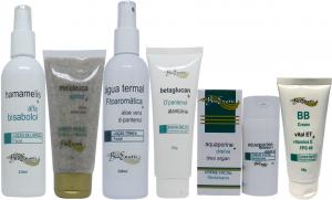 Tratamento de Limpeza para Peles Sensíveis Bioexotic
