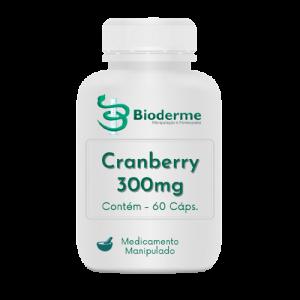 CRAMBERRY 300mg - BIODERME –