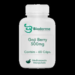 GOJI BERRY 300mg - BIODERME -