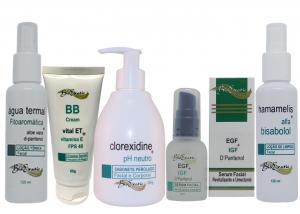 Kit Home Care Microagulhamento Facial com Fator de Crescimento - Pele Sensível Bioexotic